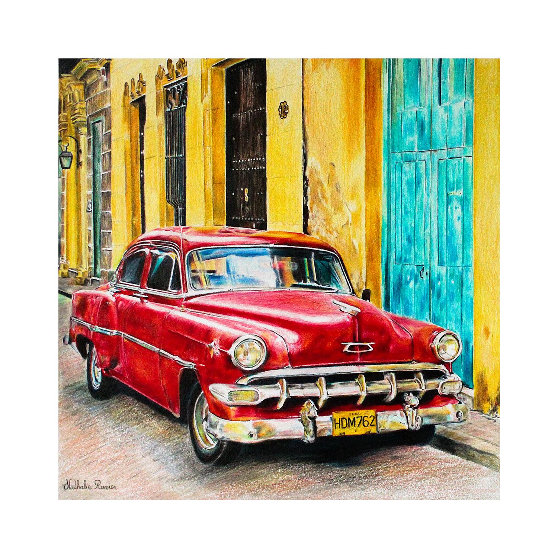 À Cuba...
