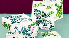 VOIE VERTE naissance d'un livre textile