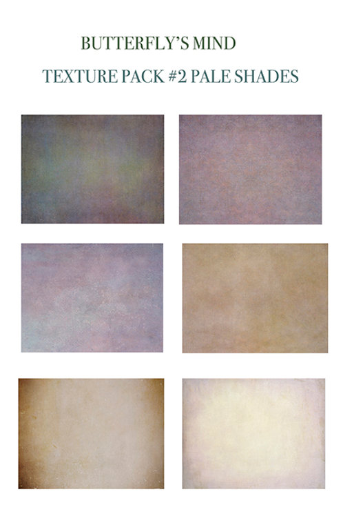6 TEXTURE PACK # 2 (PALE)