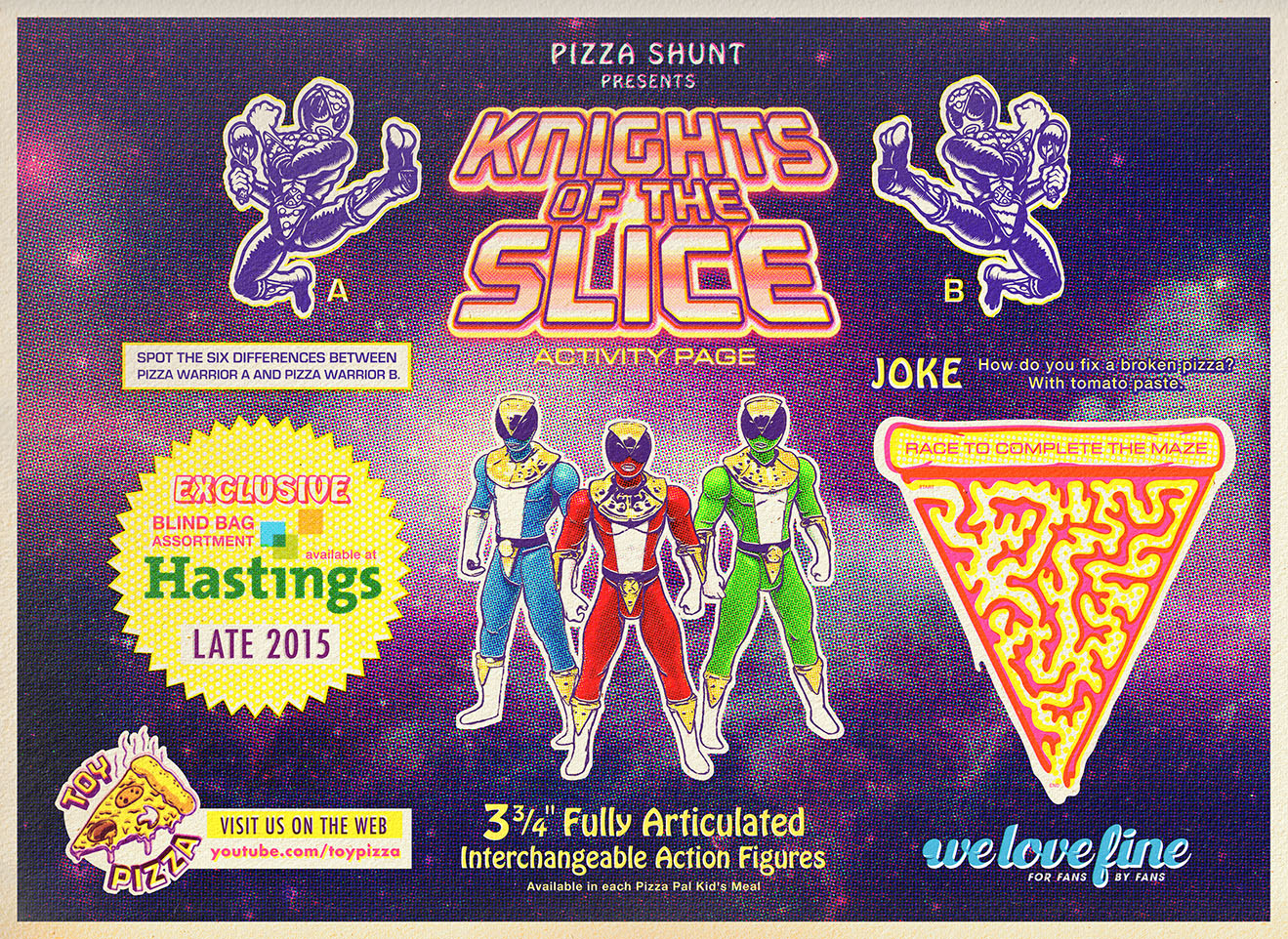 Knights of the Slice