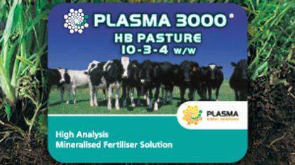PLASMA 3000 HB PASTURE