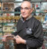Chocolatier Alvite, propriétaire de Confi-Choc