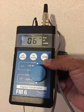 電磁波測定 対策