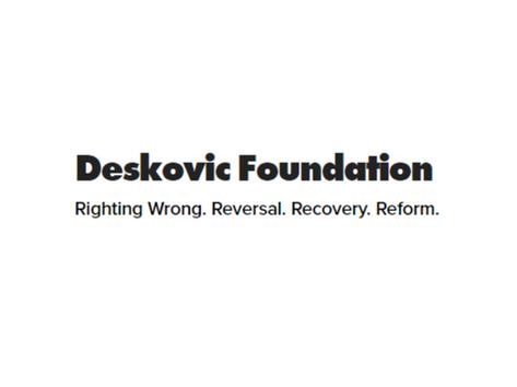 Deskovic Foundation
