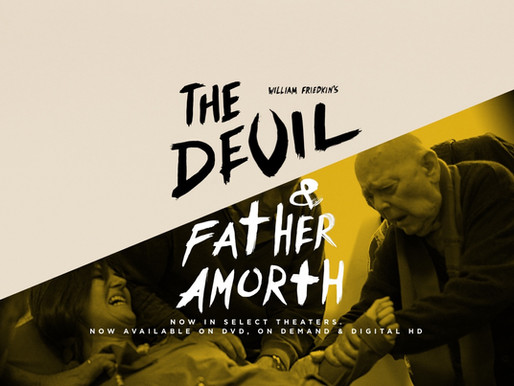 Episode 59: The Devil and Father Amorth
