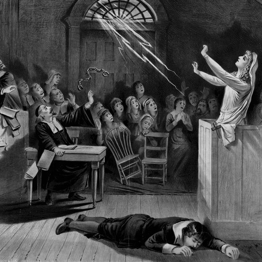 Episode 20 // The Enduring Legacy of the Salem Witch Trials