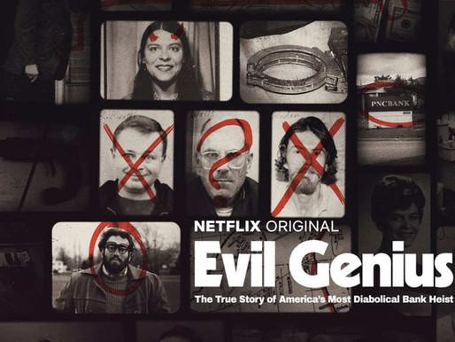 Episode 50: Evil Genius Part 2 (Covering Episodes 3 & 4 of the Netflix Series)