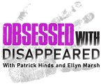 Obsessed with DISAPPEARED Logo