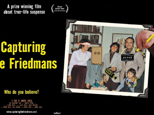 Episode 9: Capturing The Friedmans