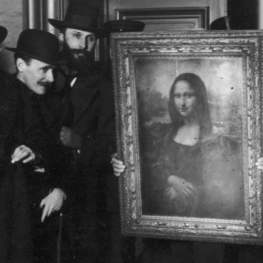 Episode 39 // The Theft of the Mona Lisa