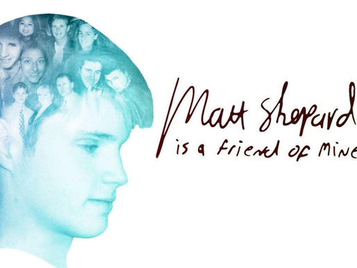 89: Matt Shepard is a Friend of Mine