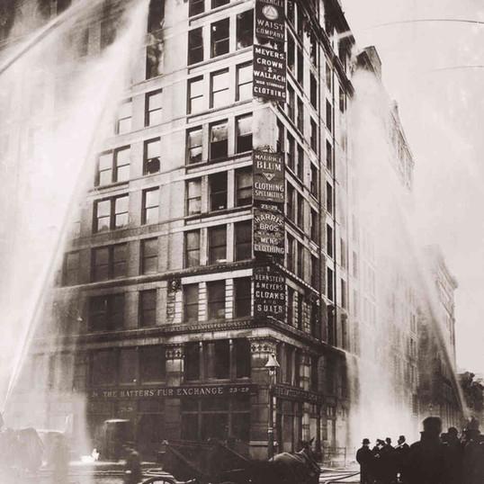 Episode 36 // The Triangle Shirtwaist Factory Fire