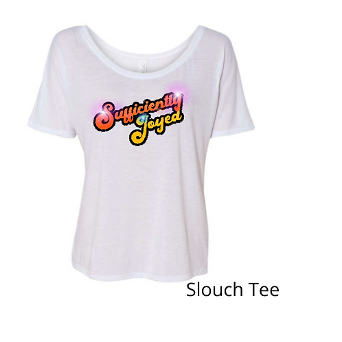 """Sufficiently Joyed"" T-Shirt"