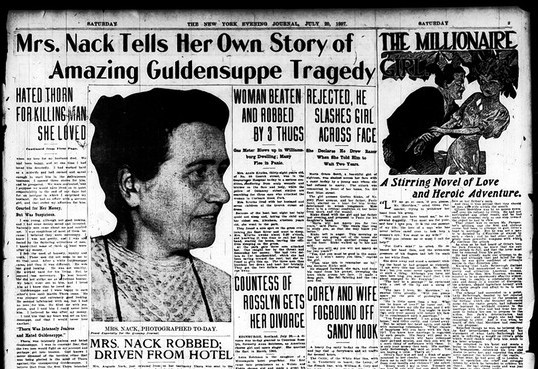 Episode 33 // The Murder of William Guldensuppe: The Headless Torso that Sparked a Media Furor