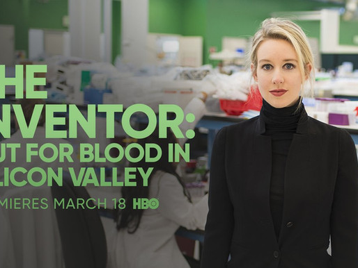 82: The Inventor: Out for Blood in Silicon Valley
