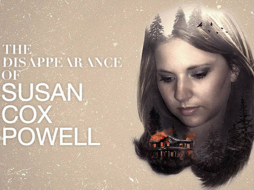 "101: Oxygen's ""The Disappearance of Susan Cox Powell"""
