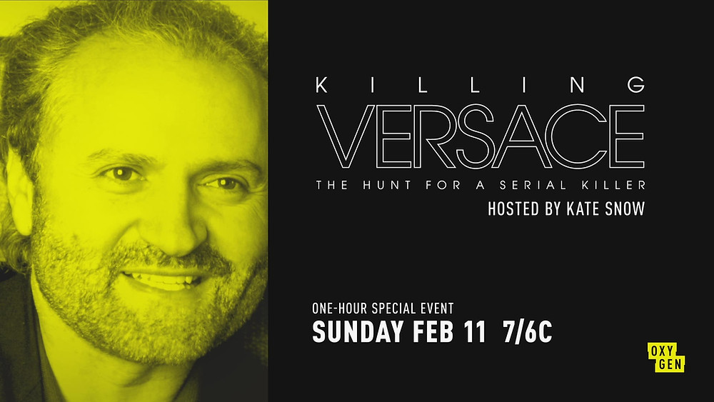 138 Killing Versace The Hunt For A Serial Killer