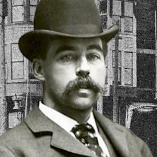 """Episode 22 // H.H. Holmes and His Macabre """"Murder Castle"""""""