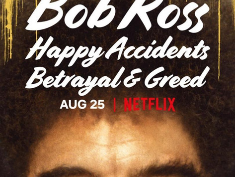 203: Bob Ross: Happy Accidents, Betrayal, and Greed