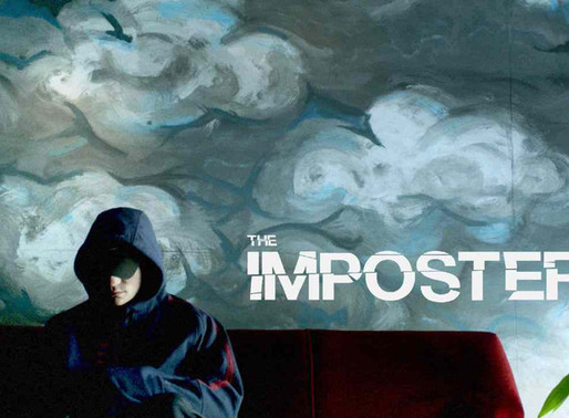 100: The Imposter. For our 100th Episode, We're giving our first-ever episode a total redo!