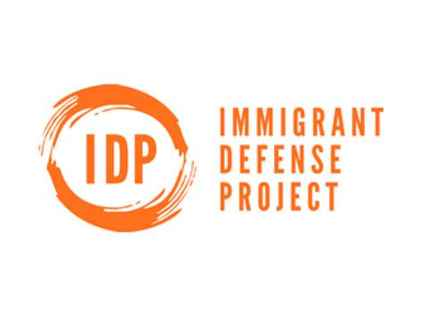 Immigrant Defense Project