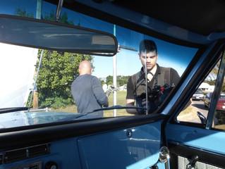 Filming Jordan's Story in Joplin Missouri.