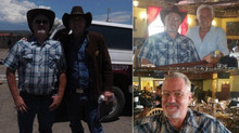 Christopher Johnson and the series Longmire.