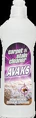 AVAKS Carpet & Stain Cleaner 500ml