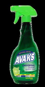 AVAKS Multi-Purpose Cleaner Lemon Breeze 500ml Pump