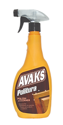 AVAKS Wood Polish & Cleaner 500ml Pump