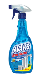AVAKS Glass Cleaner 500ml Pump