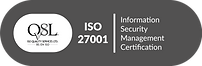 ISO QSL Cert ISO 27001 - Greyscale.png