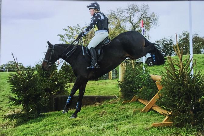 Amanda O'Reilly Weston  & Welly Boots