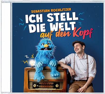 """CD """"Ich stell die Welt auf den Kopf"""""""