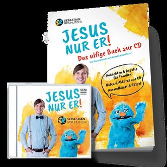 "SET ""Jesus, nur Er!"""