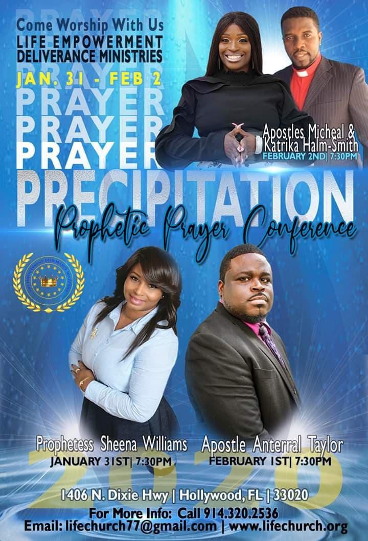 Prayer Conference