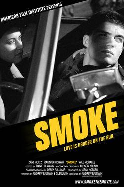 Smoke Movie Poster