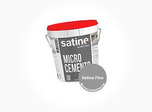 Mikrosement fra Satine - Porcelanico Fin