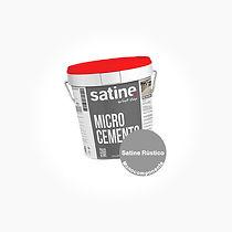 Mikrosement fra Satine - Porcelanico Rus