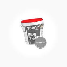 Mikrosement fra Satine - Porcelanico Bas