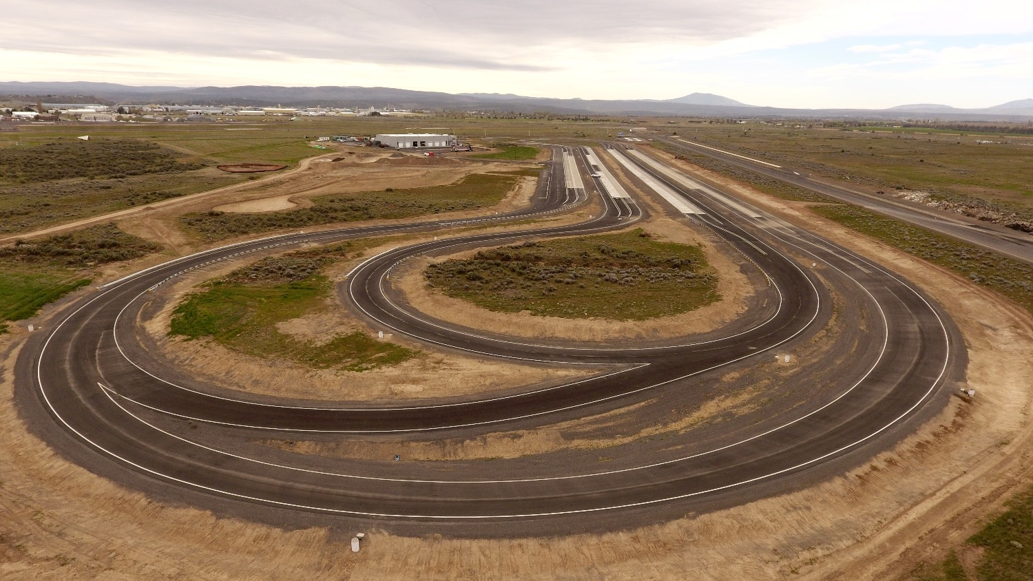 Daimler High Desert Proving Ground