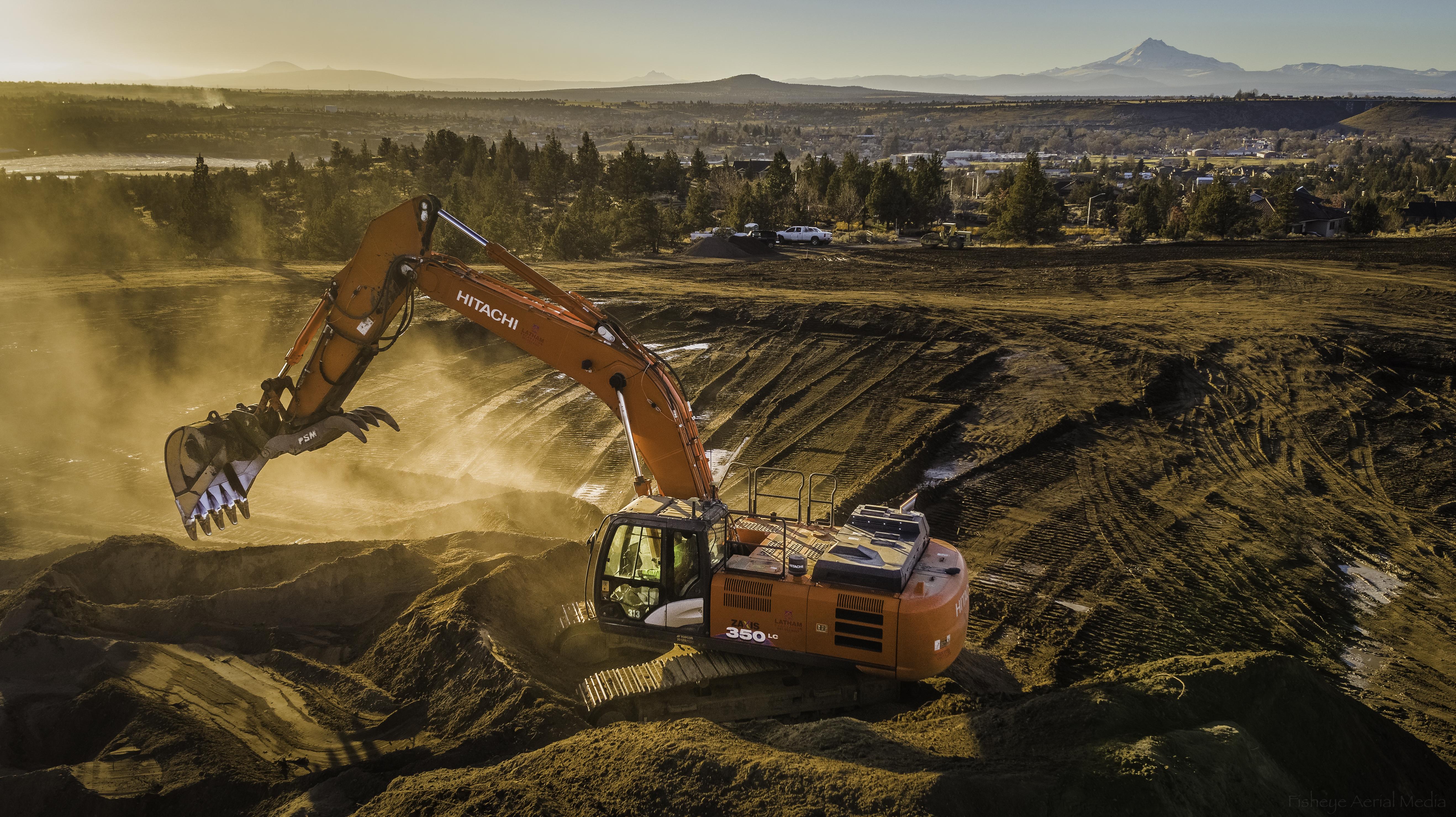 Latham Excavation