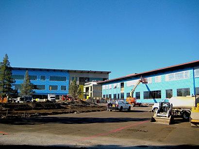 Les Schwab Headquarters