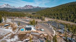 Mt. Bachelor Parking Lot Expansion