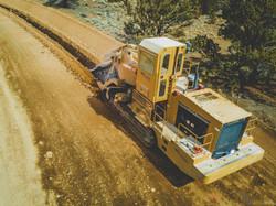 McCallum Rock Drilling providing quick ditch work