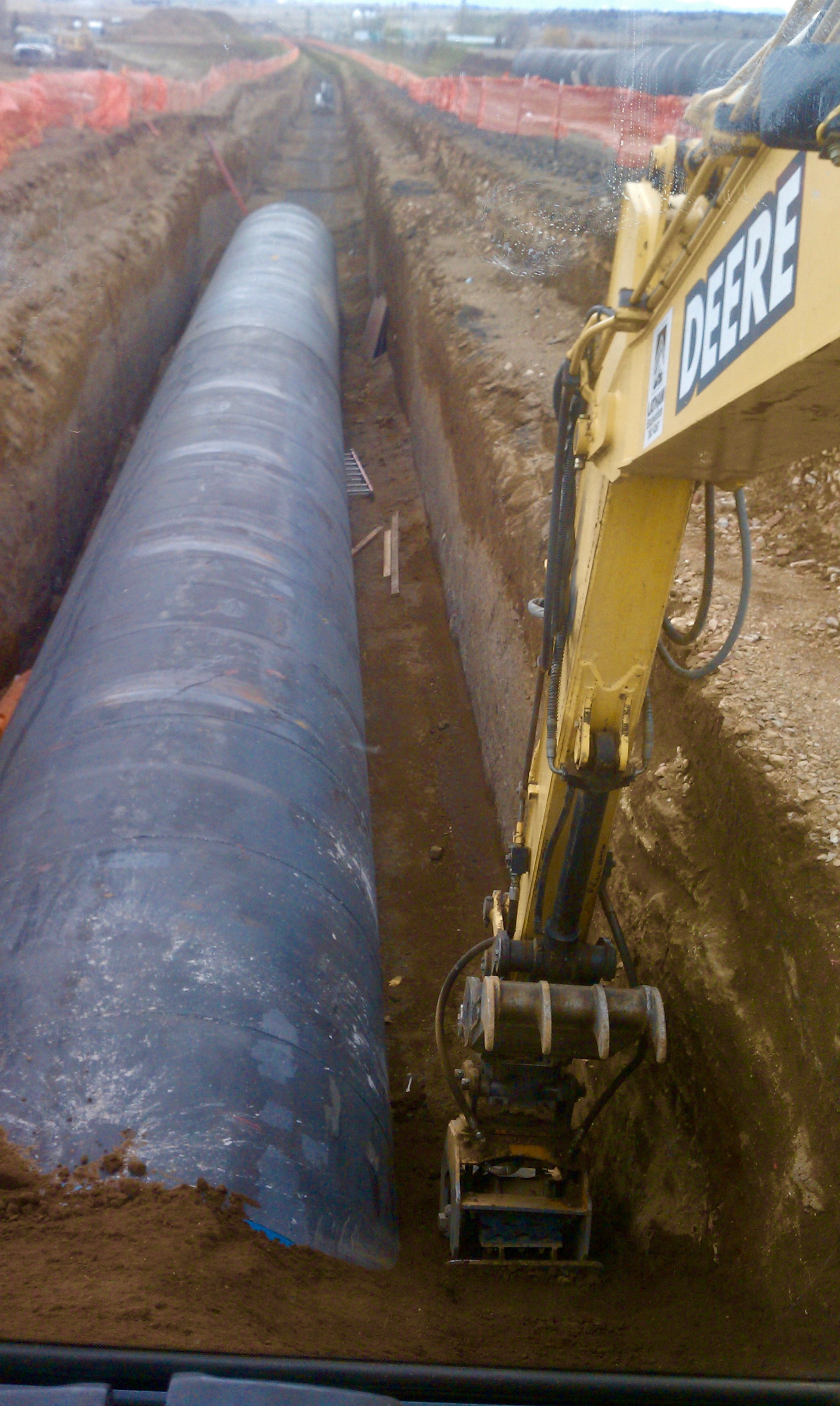 45 Mile Pipeline