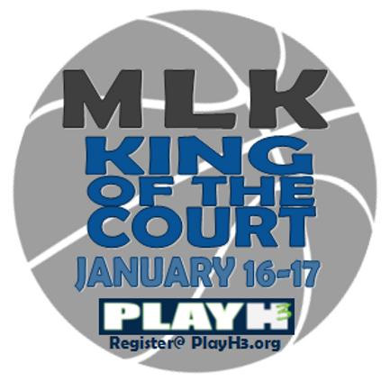 JAN 16-17 MLK King of the Court