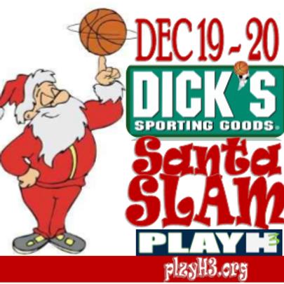 DEC 19-20 DSG Santa Slam