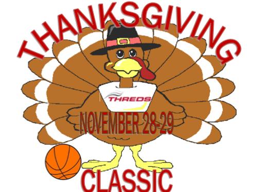 NOV 28-29 Thred's Thanksgiving Classic