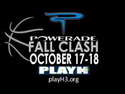 OCT 17-18 Powerade Fall Clash